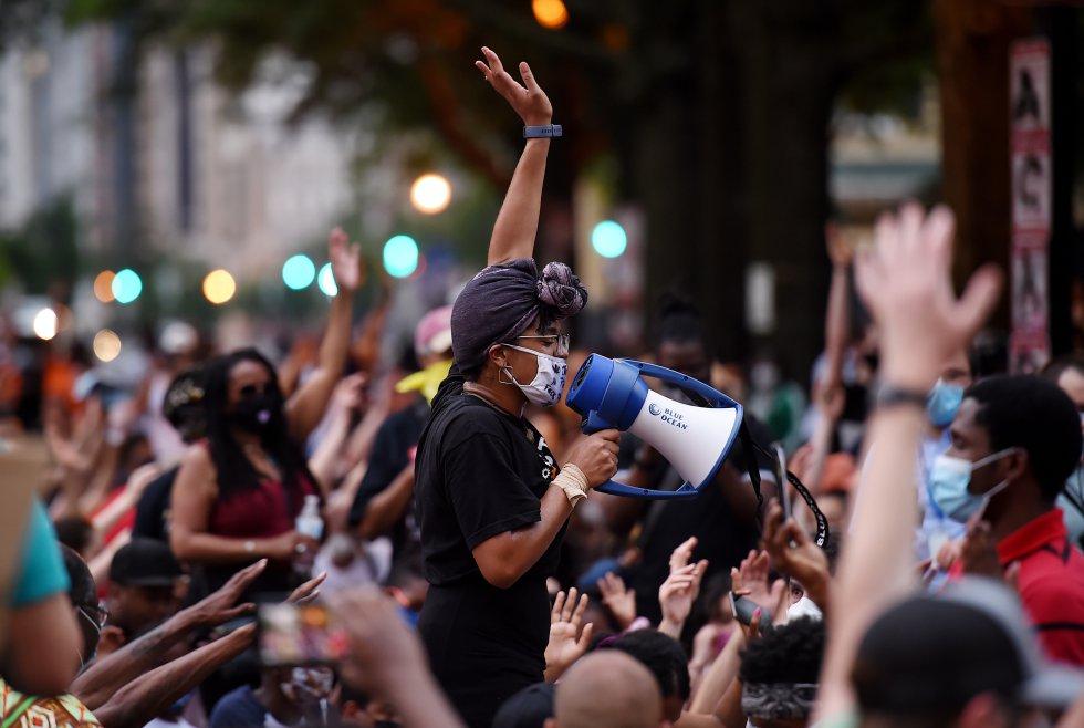 Varias ciudades del mundo protestan contra el racismo