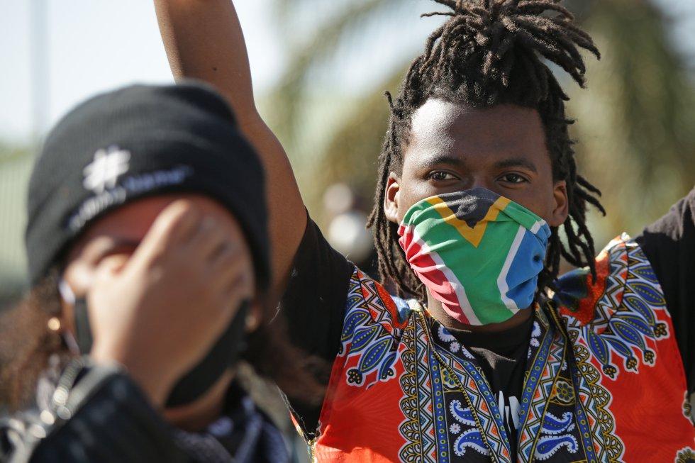 Varias partes del mundo se unen a las manifestaciones en contra del racismo