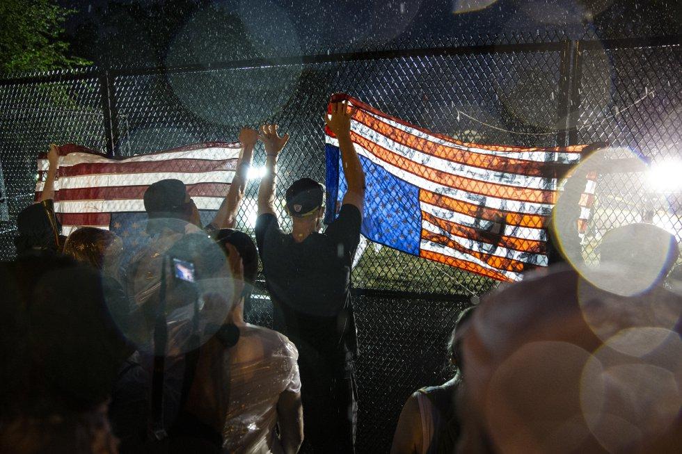 Maninfestaciones en Estados Unidos