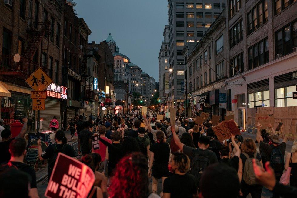 Protestas en varias partes del mundo
