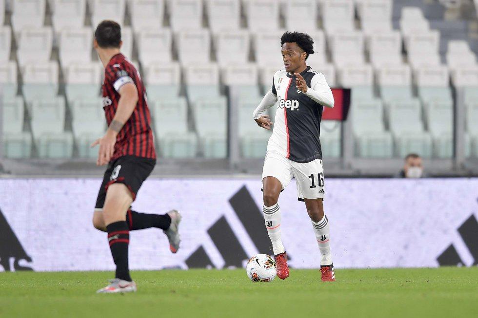 ¡Clasificación de la Juventus a la final de la Copa Italia! El empate sin goles le bastó a raiz del 1-1 que consiguió en el partido de Ida, y ahora esperará por el Napoli o el Inter, que definen su llave este sábado.