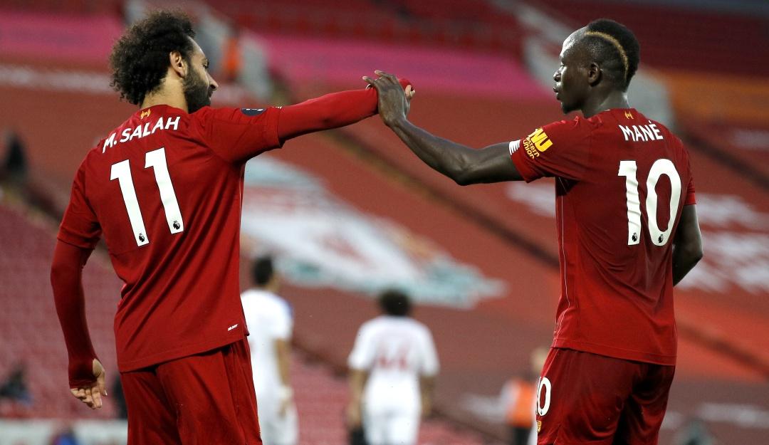 Premier League Liverpool 4 Crystal Palace 0: Liverpool goleó al ...