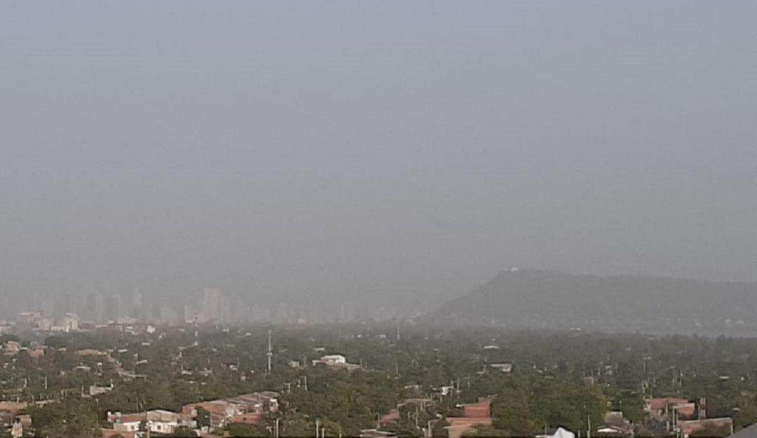 Polvo Desierto del Sahara Colombia: Región Caribe será la más afectada por nube de polvo proveniente del Sahara