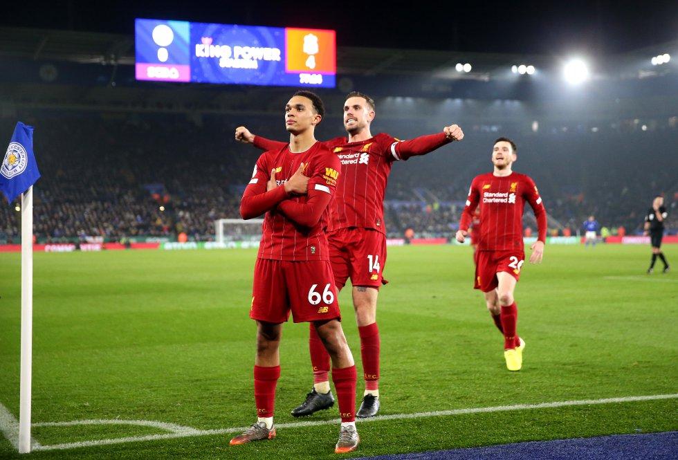 El trofeo le abre al Liverpool la posibilidad de romper un nuevo récord en la Premier League y es el de mayor cantidad de puntos conseguidos en una temporada. Este registro lo ostenta el Manchester City en la temporada 2017-18, en la que consiguió 100 unidades. A falta de siete fechas, Liverpool el equipo de Klopp tiene 86.