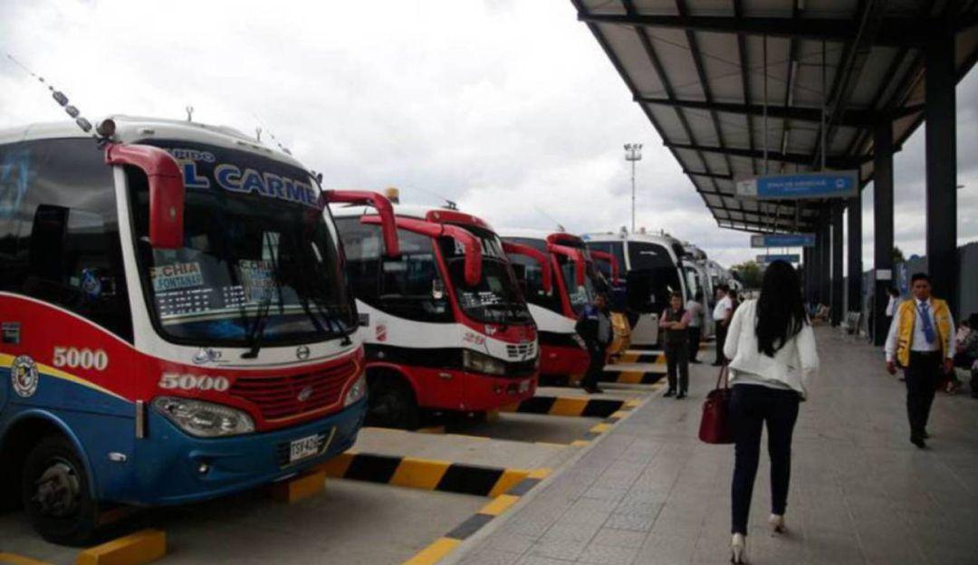 Reactivación transporte intermunicipal: Transporte intermunicipal listo con protocolos para reiniciar operaciones