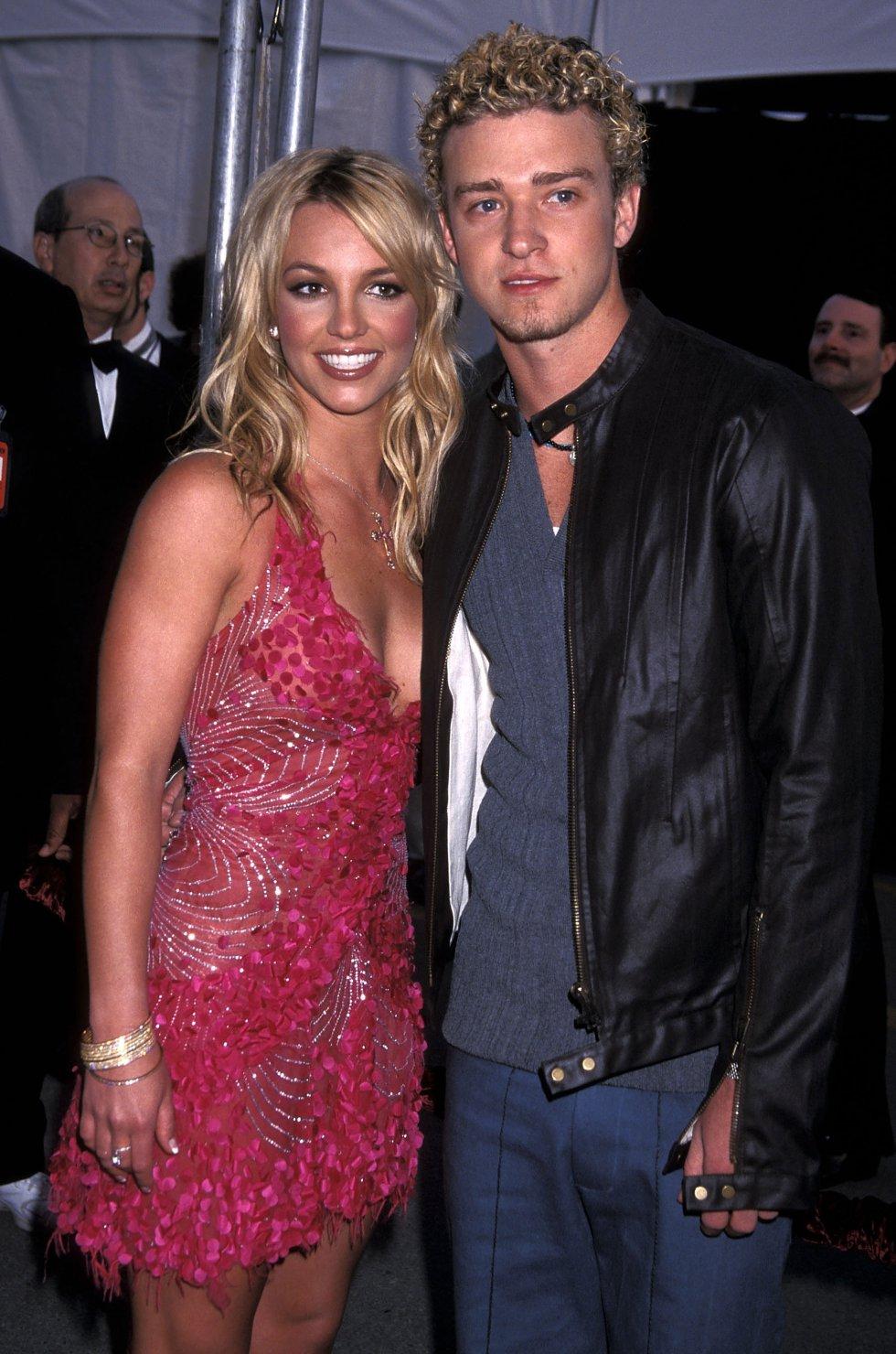 Britney Spears y Justin Timberlake fueron la pareja del momento, hasta que la estrella del pop lo engañó con Ben Affleck.