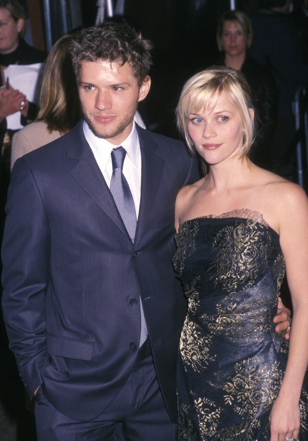 Ryan Phillippe engañó a la célebre Resse Witherspoon.
