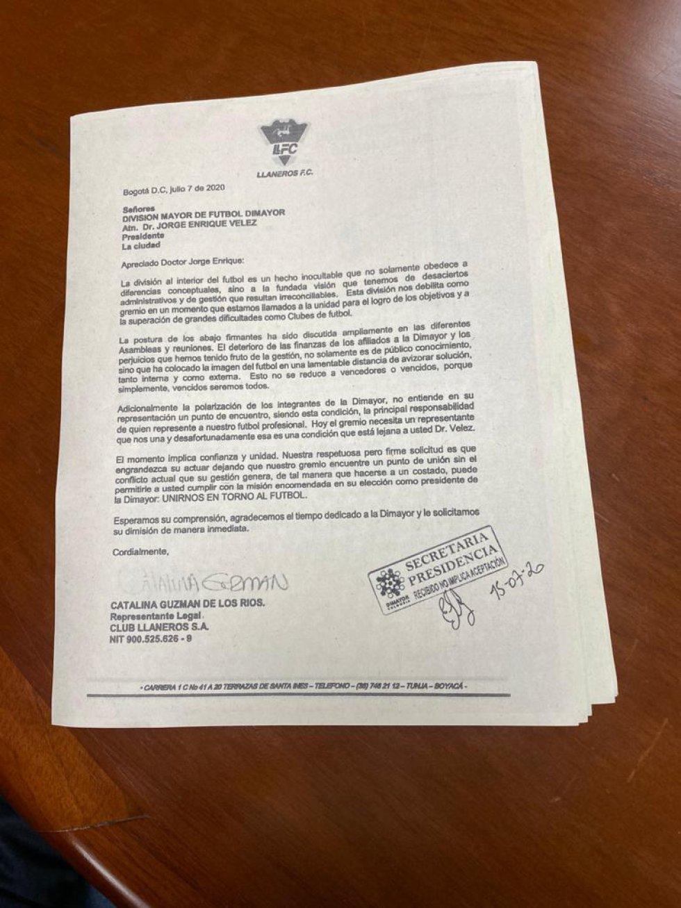 Dimayor renovación: Las cartas que buscarán una renovación en el fútbol colombiano