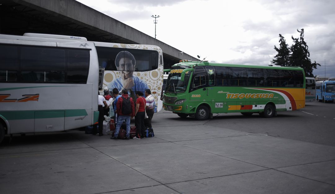 Transporte pasajeros coronavirus: Gobierno da vía para activar gradualmente el transporte terrestre