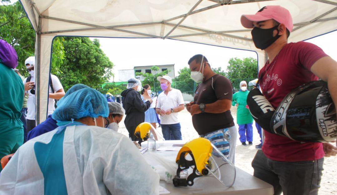 Coronavirus en Colombia: Coronavirus en Colombia: Cerca de 10.000 casos y 356 muertes este jueves