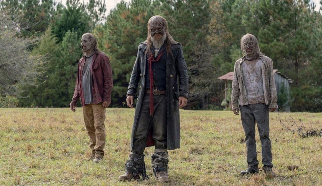 .Calendario de estreno de las series The Walking Dead para 2020.