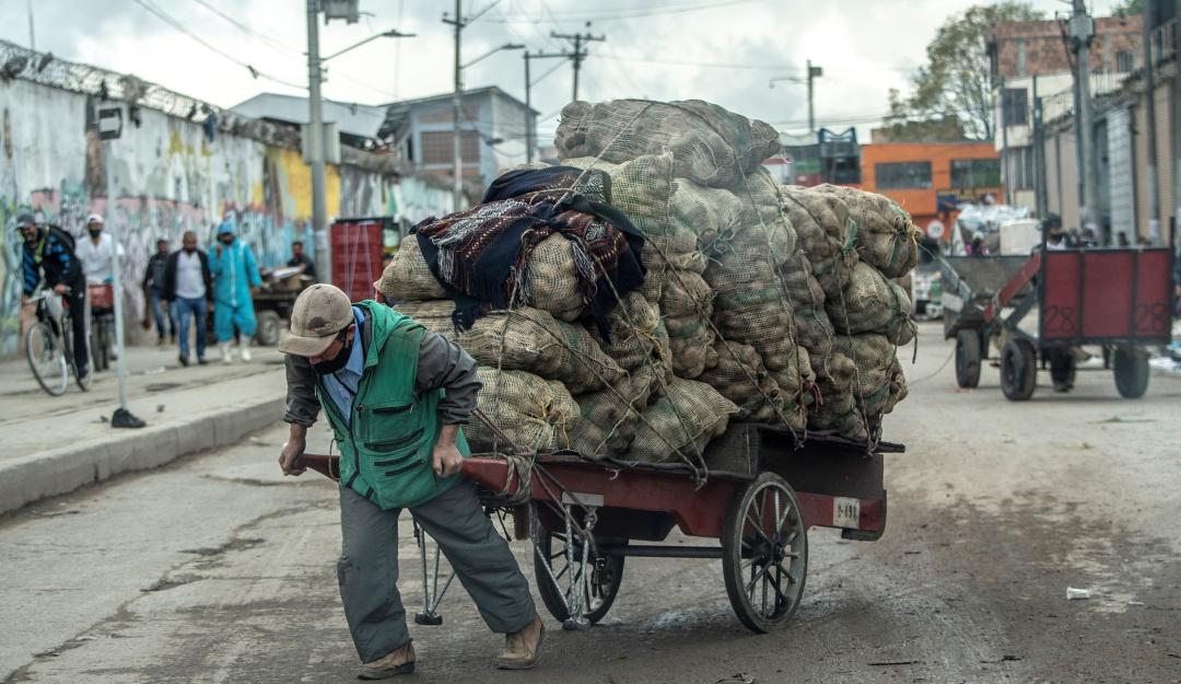 Desempleo en Colombia: La tasa de desempleo en Colombia fue del 19,8%, confirmó el DANE