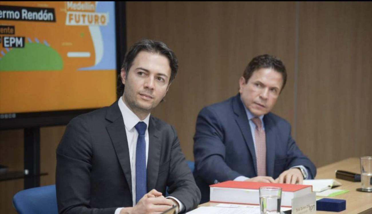 Daniel Quintero aceptó renuncia de miembros de la Junta de EPM | Medellín |  Caracol Radio