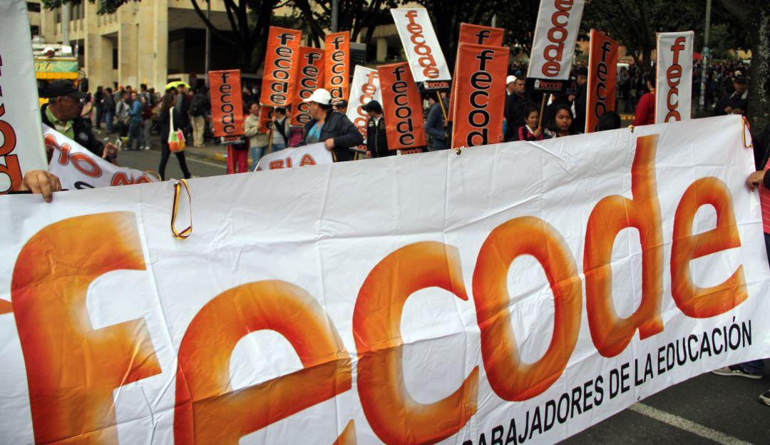 Fecode paro nacional: Inició paro nacional virtual de 48 horas convocado por Fecode