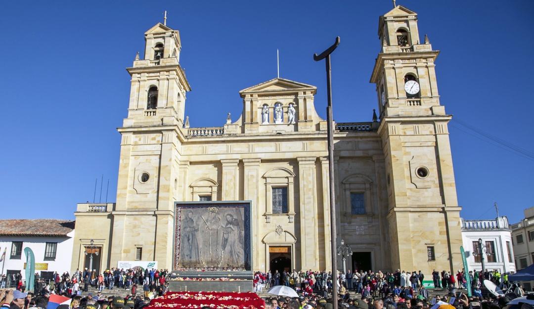 Chiquinquirá Semana Santa medidas Boyacá estableciemintos basílica: Estas serán las medidas para Chiquinquirá durante la Semana Santa