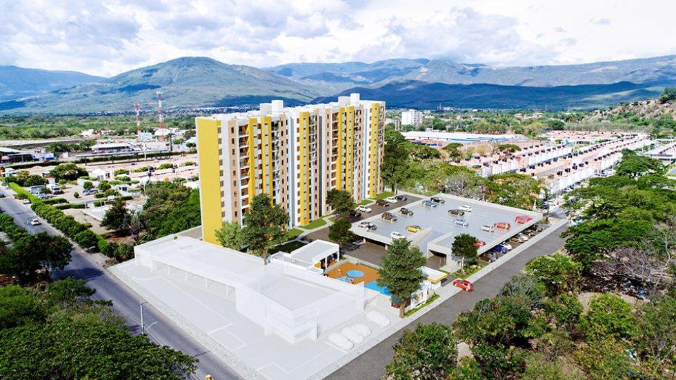 Callejas Torres, el proyecto para vivirlo todo en Cúcuta: Callejas Torres, el proyecto para vivirlo todo en Cúcuta