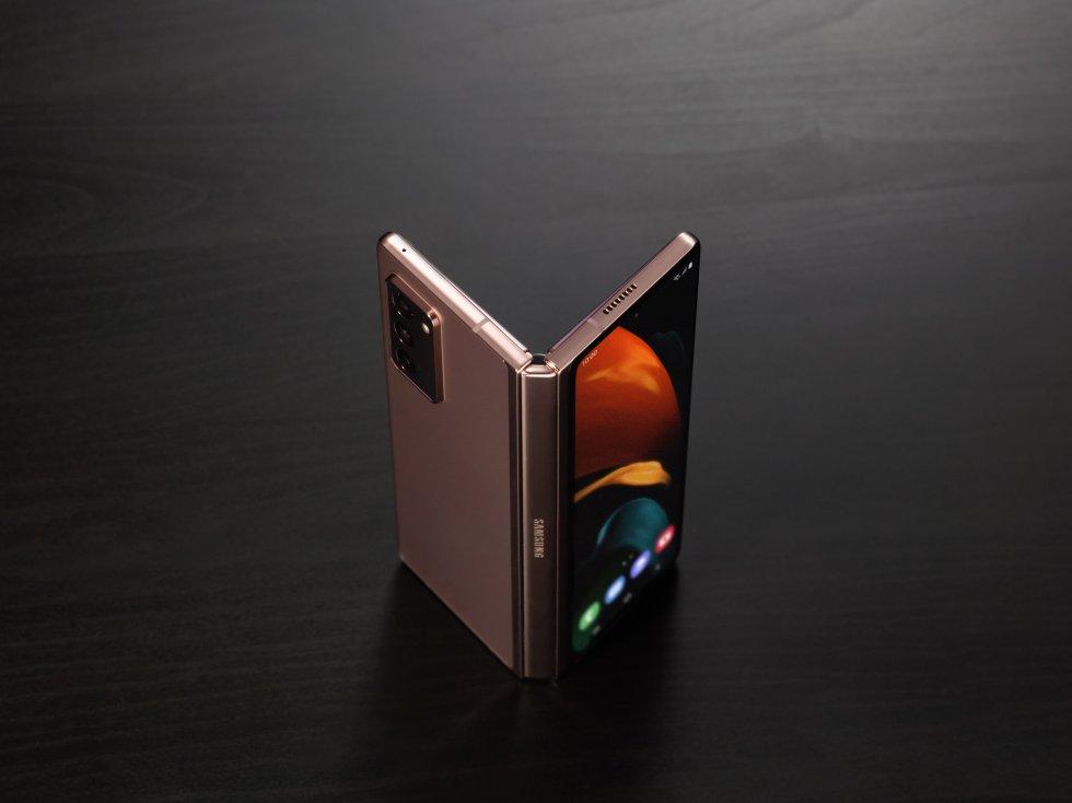 Samsung Ultra Thin Glass ahora está en la pantalla principal, proporcionando una sensación más premium y refinada para la pantalla.