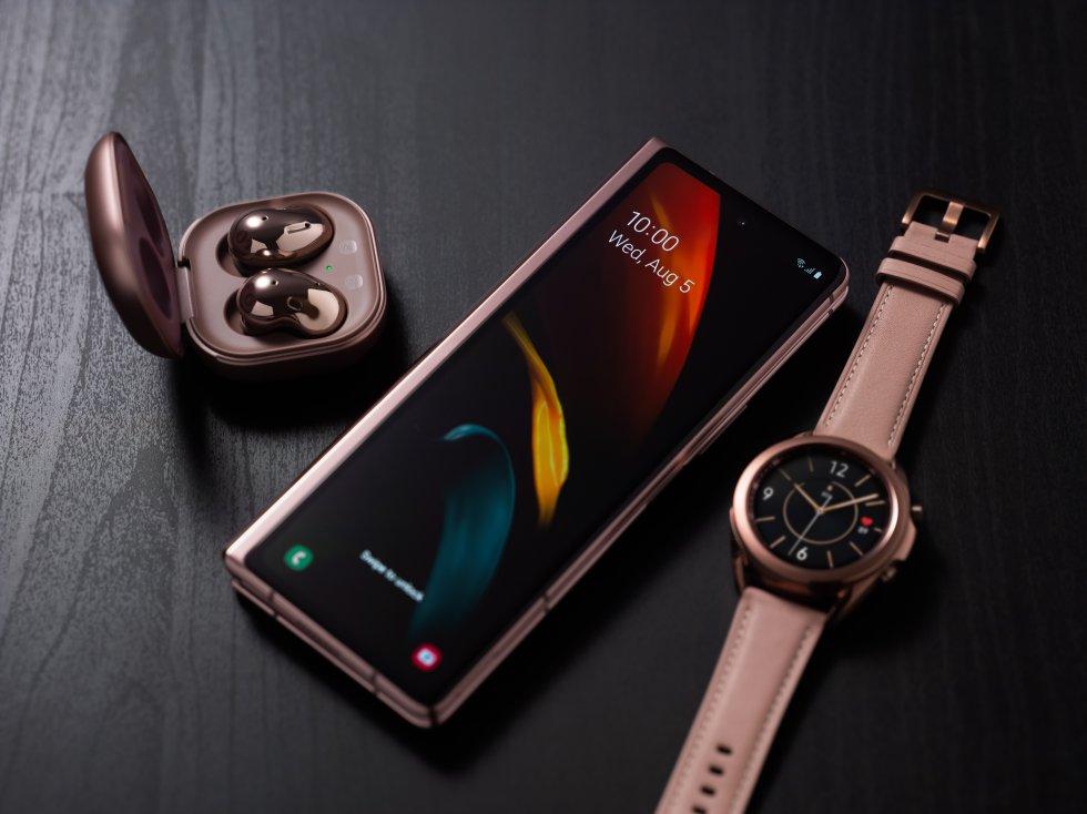 Los propietarios de Galaxy Z Fold2 recibirán protección del dispositivo por única vez contra daños accidentales en la pantalla dentro de un año de la fecha de compra