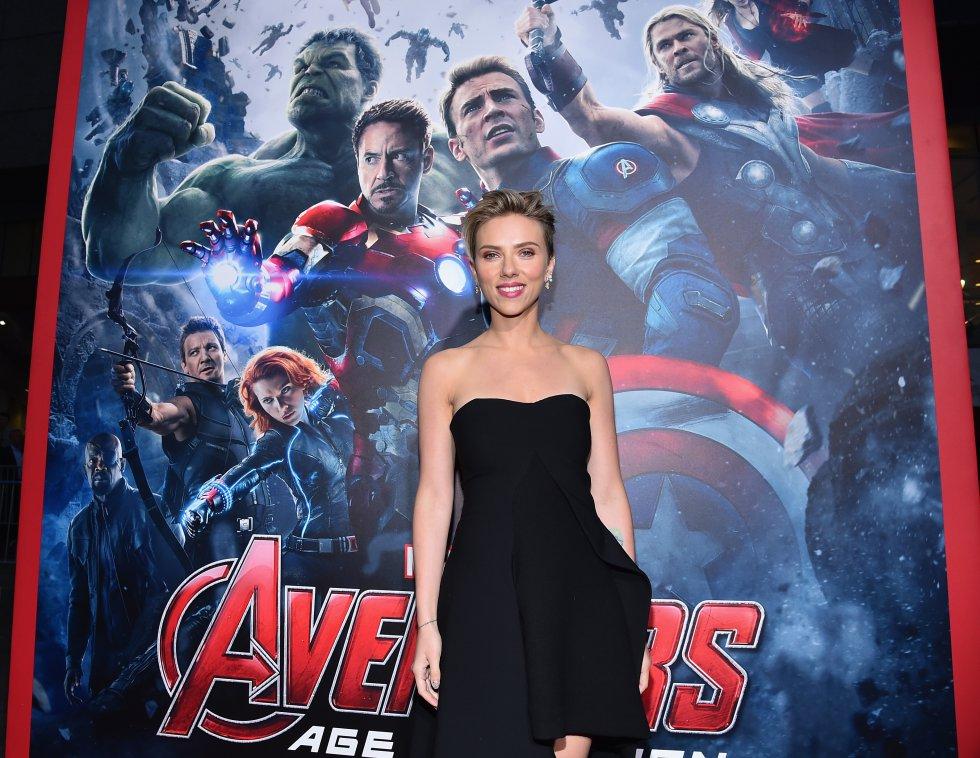 Scarlett Johansson es una de las actrices más queridas en la industria por interpretar a Natasha Romanoff, más conocida como la Viuda Negra. Se espera que a final de 2020 se lance su cinta en solitario