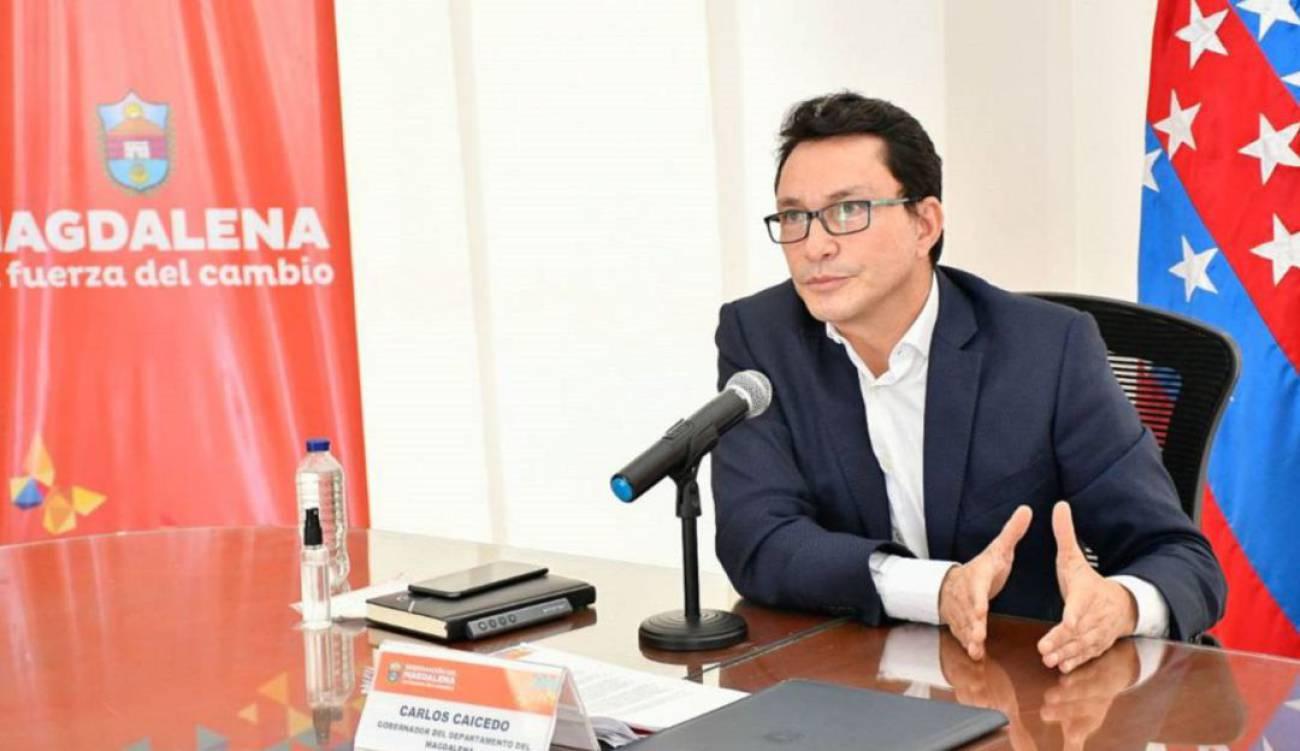 Protestas por abusos de autoridad: Carlos Caicedo se une a la propuesta de una reforma a la Policía Nacional | Santa Marta | Actualidad | Caracol Radio