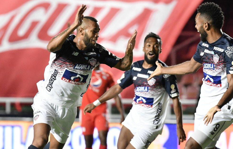 Superliga: Superliga: Las mejores imágenes de la final América vs. Junior