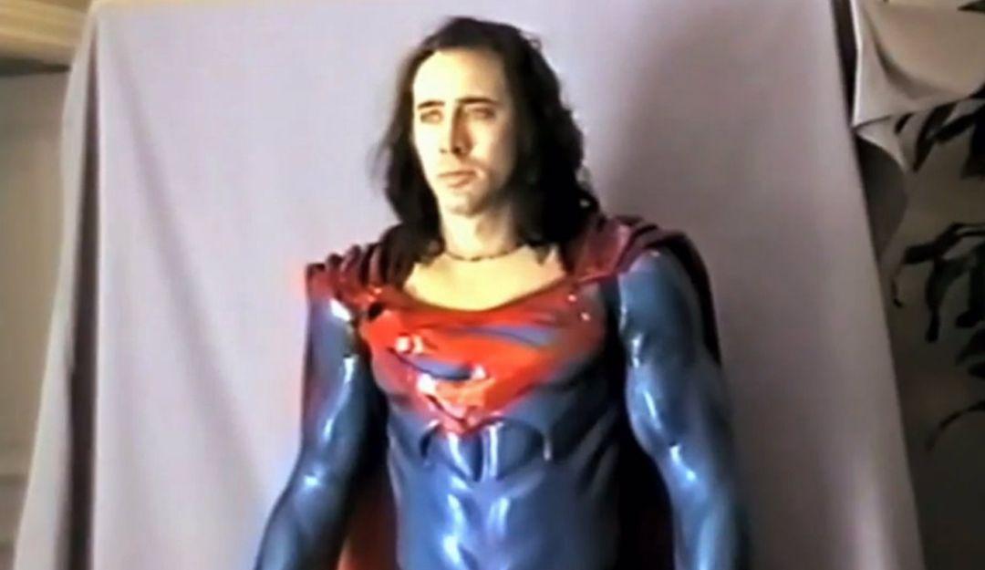 .¿Nicolas Cage será un nuevo Superman en la película de The Flash?.