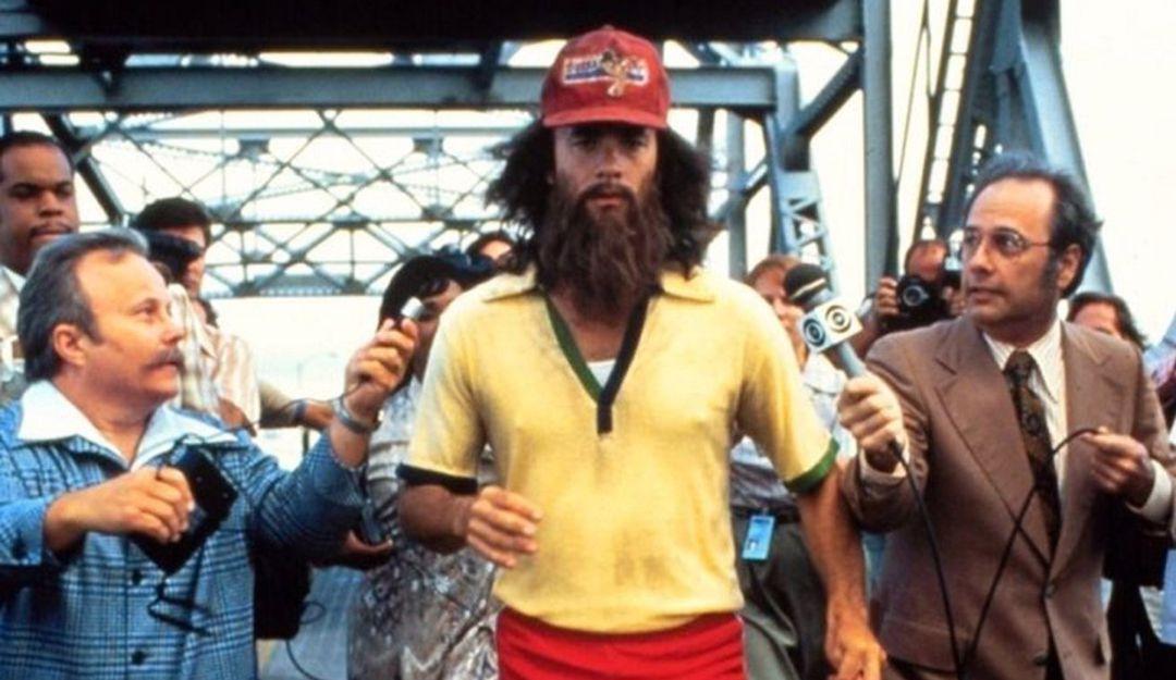 .Tom Hanks pagó de su bolsillo varias de las grandes escenas de Forrest Gump.