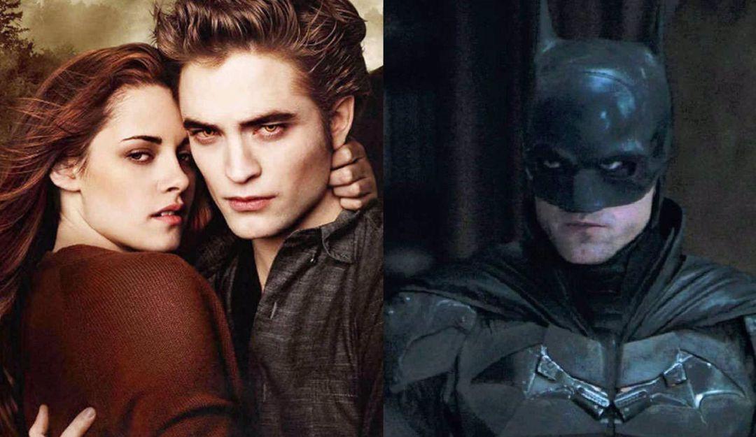 .Robert Pattinson explicó en qué se parecen Batman y Crepúsculo.
