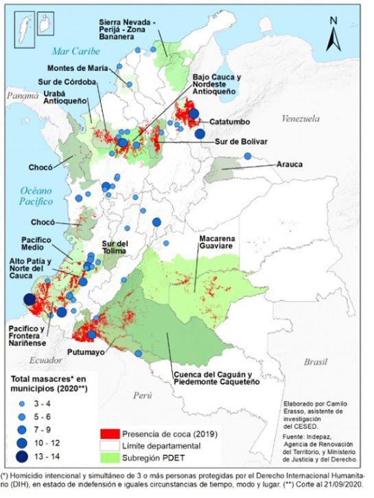 """Fumigación de cultivos ilícitos en Colombia: """"El Estado tiene que hacer mucho más que fumigar desde el aire"""""""