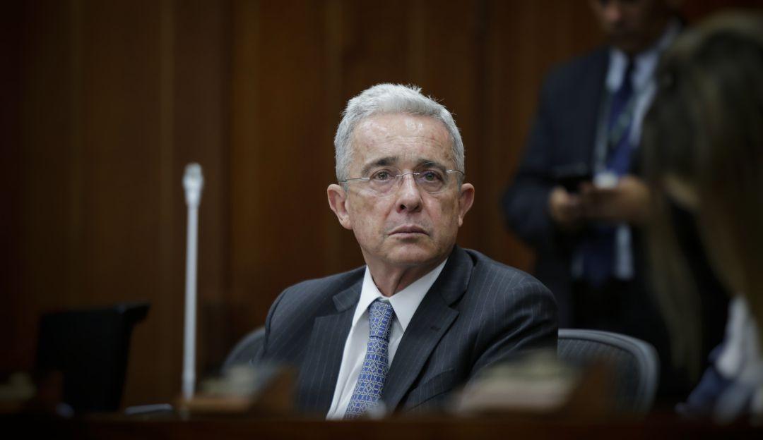 El 10 de octubre, la Jueza 30 de control de garantías consederá (?)  libertad a Uribe Vélez