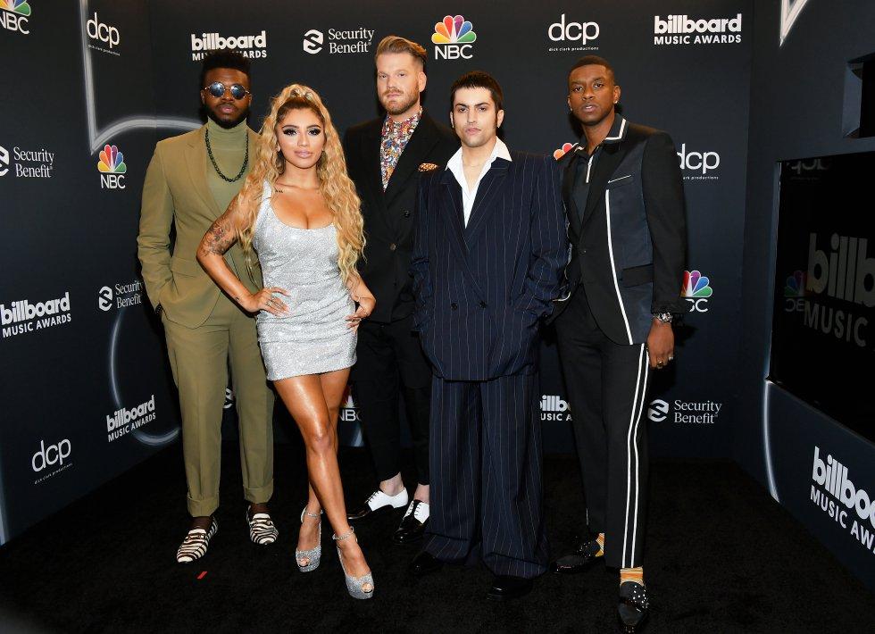 Fotos Billboard: Fotos: El dueto de Ivy Queen y Bad Bunny y más de los Premios Billboard