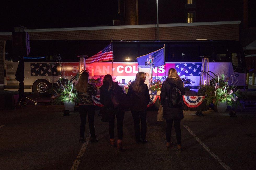 Elecciones Estados Unidos: Así transcurre la jornada electoral en Estados Unidos