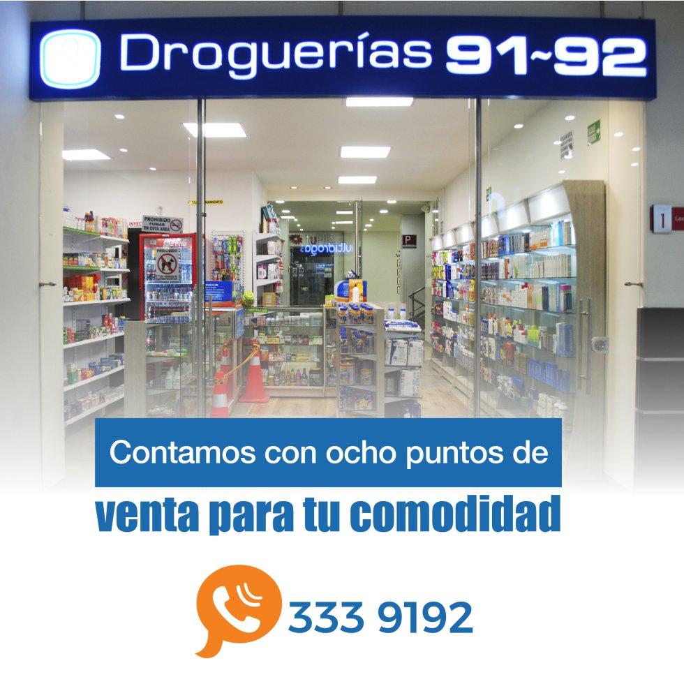 Lo mejor de Droguerías 9192 ahora sin salir de casa: Lo mejor de Droguerías 9192 ahora sin salir de casa