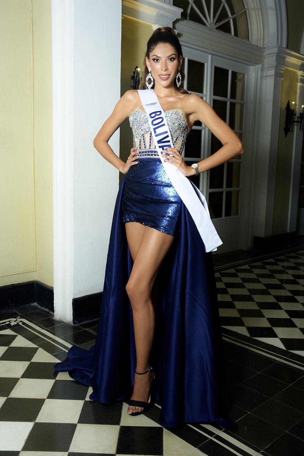 La cartagenera es la nueva Miss Universo Colombia.