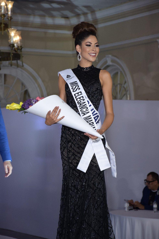 La señorita Bolívar se llevó la corona de Miss Universo Colombia.