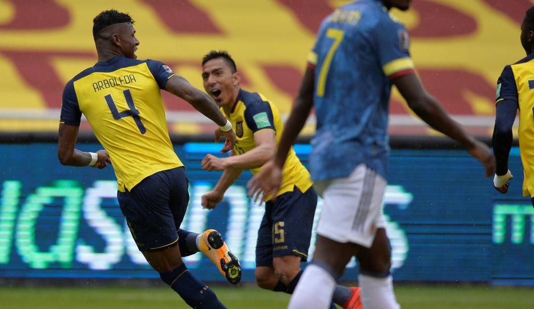 Minuto a Minuto: En vivo: Ecuador 4-1 Colombia, eliminatorias sudamericanas   Deportes   Caracol Radio