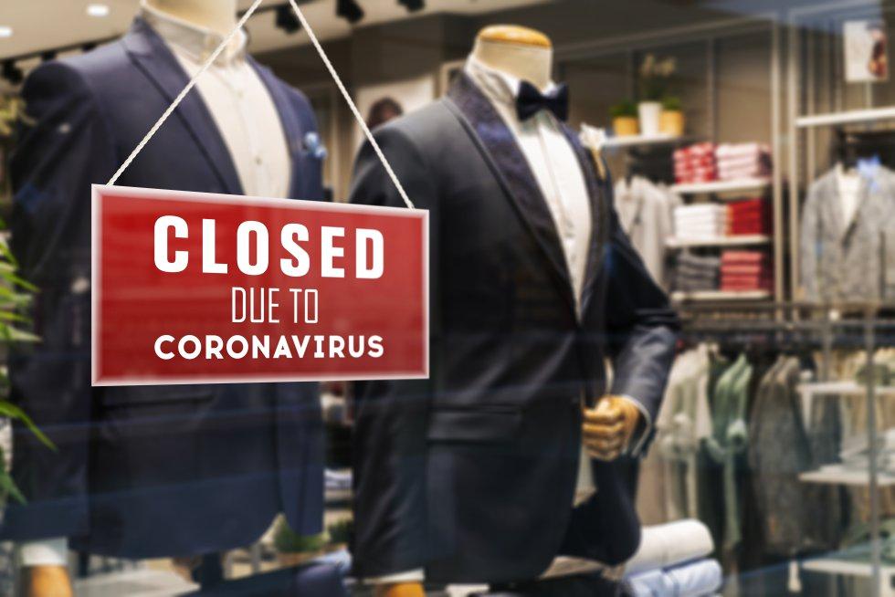 Los establecimientos se vieron obligados a cerrar.