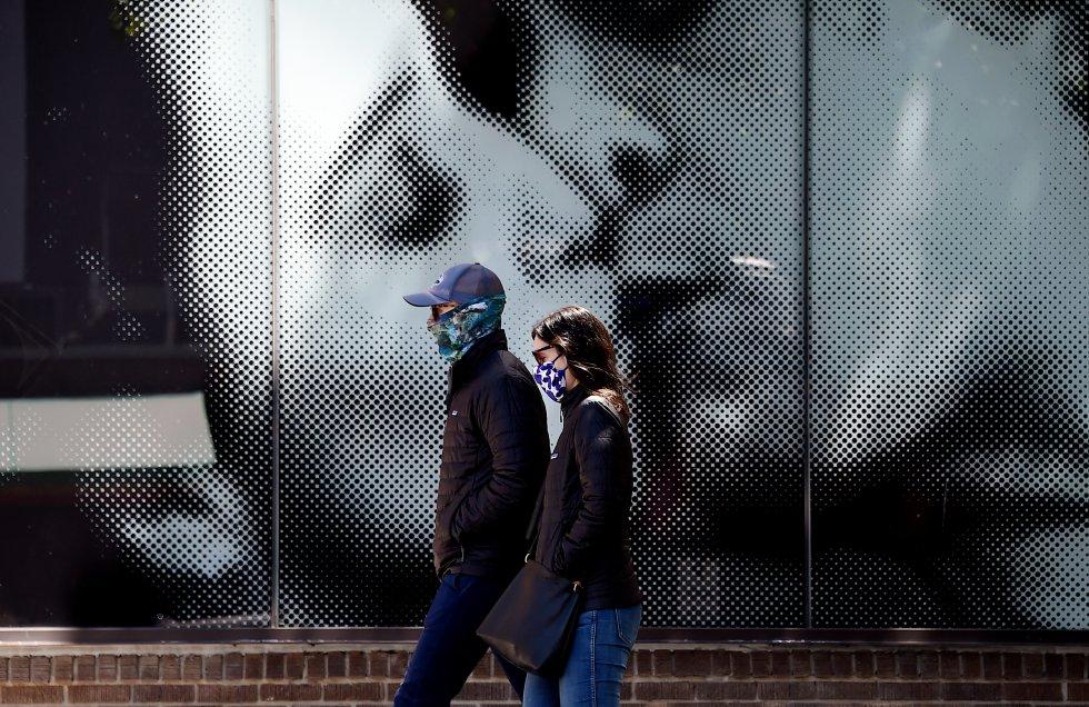 El amor en tiempos de pandemia.