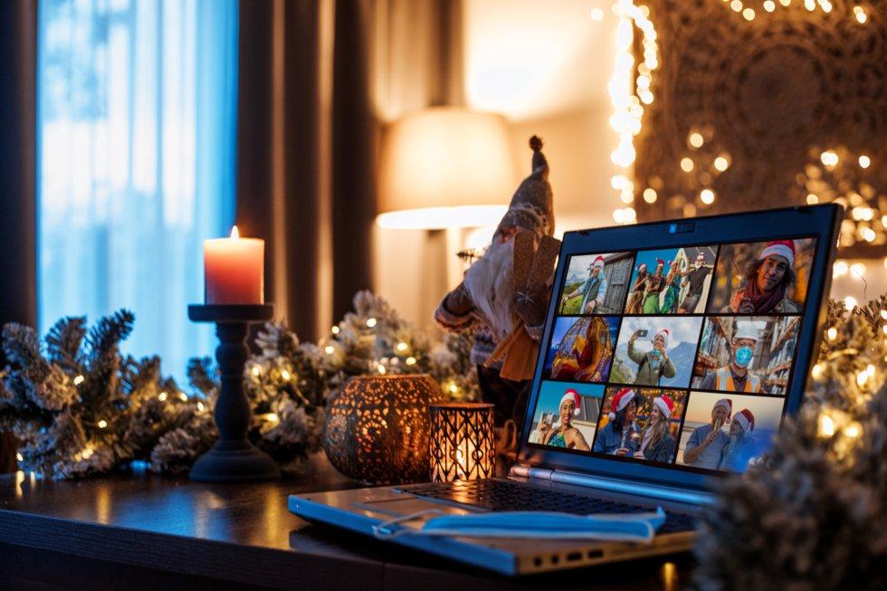 Los momentos en familia y las celebraciones de fiestas especiales se adaptarán también, a la nueva normalidad.