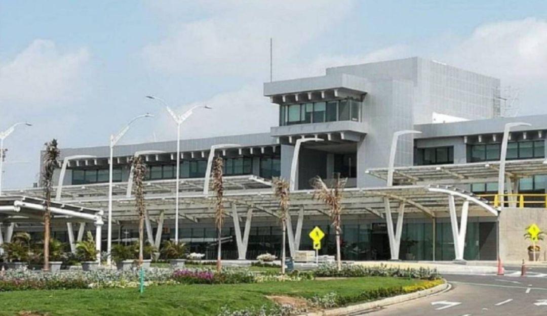 Aeropuerto de Barranquilla: Obras del Cortissoz se entregarán el primero de  marzo: Mintransporte | Barranquilla | Caracol Radio