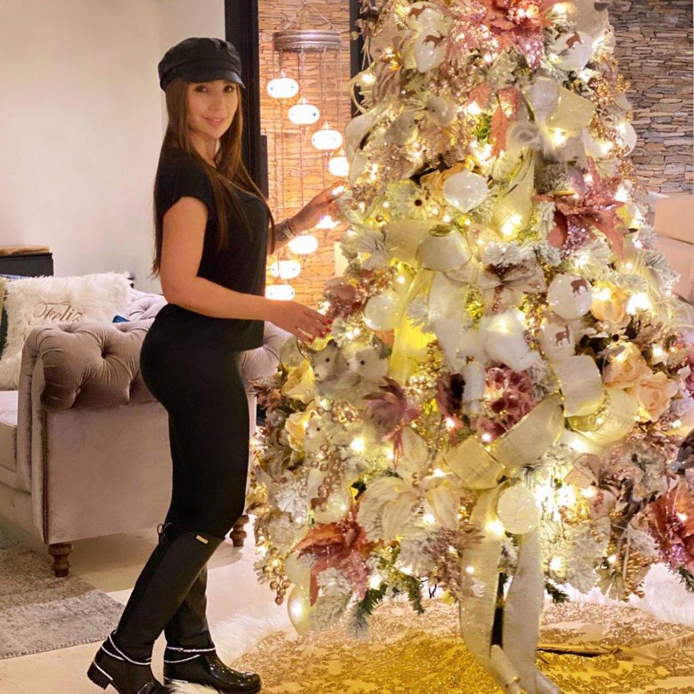 La cantante de música popular celebró esta fecha junto a su pareja Jessi Uribe y el nuevo integrante de la familia