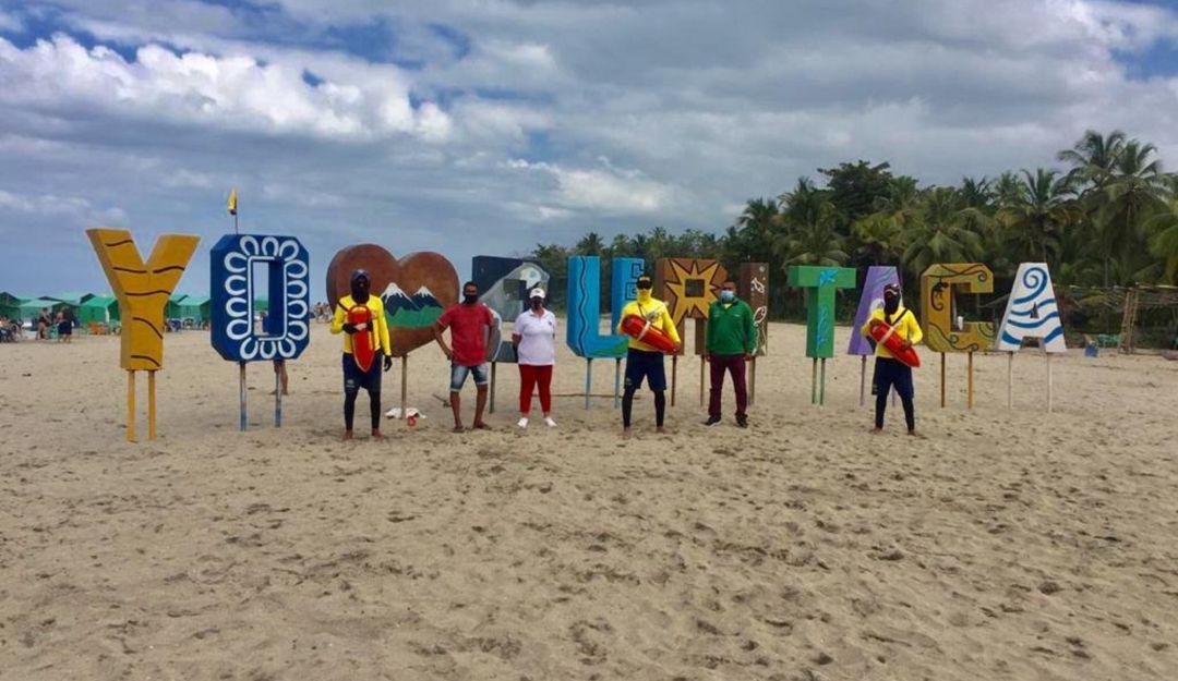 Ruta Turística Sierra Nevada Playas De Buritaca Son Bioseguras Y Su Diversidad Coquetea A Los Turistas Santa Marta Actualidad Caracol Radio