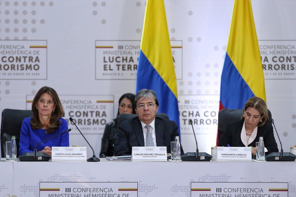 Fue ministro del Interior y ministro de Educación de Colombia, y Constituyente de 1991.