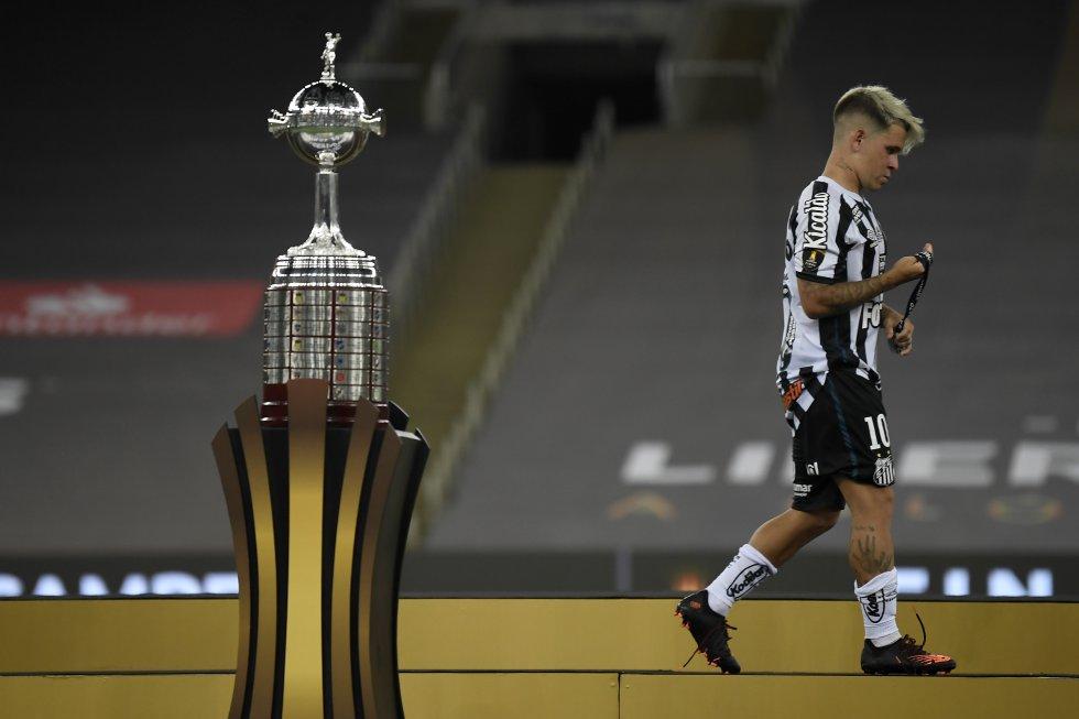Copa Libertadores: FOTOS: Llanto y tristeza entre hinchas y jugadores de Santos FC