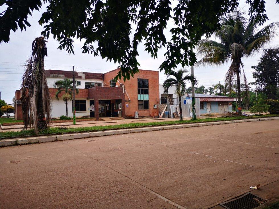 Calamar, en Guaviare.