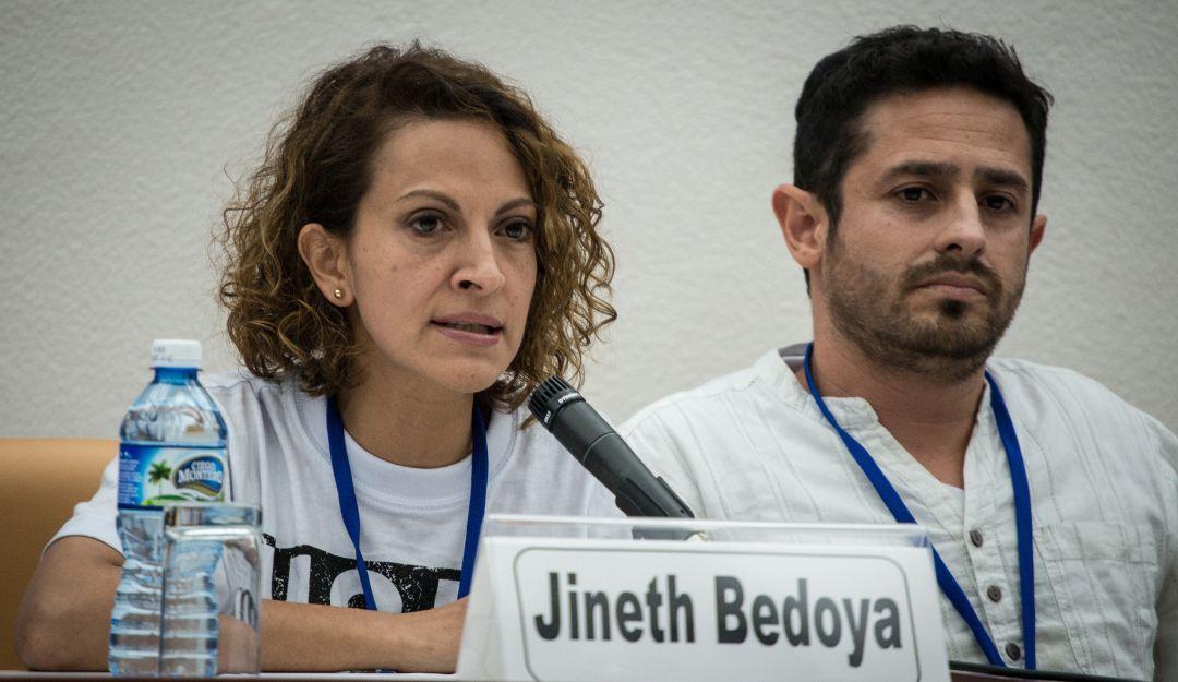 Jineth Bedoya CIDH Costa Rica: Gobierno colombiano se retira de la  audiencia del CIDH por caso de Bedoya | Internacional | Caracol Radio