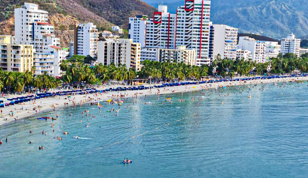 Para ingresar a playas en Santa Marta ya no se necesita hacer reserva:  Eliminan reservas para ingresar a playas en Santa Marta | Santa Marta |  Caracol Radio