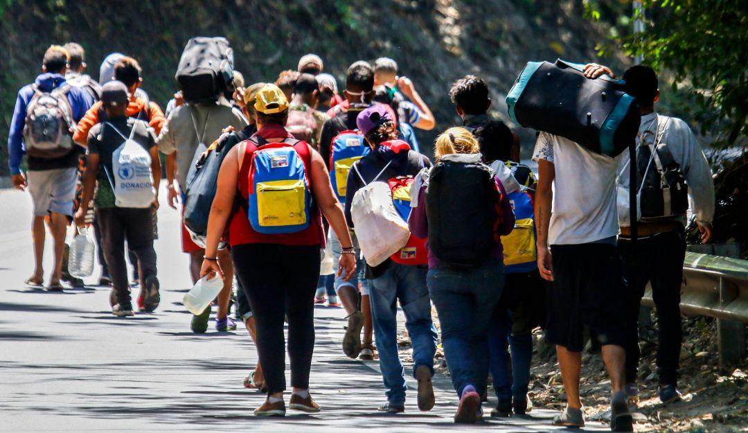 3.280 desplazados deja enfrentamiento entre Venezuela y Disidencias Farc
