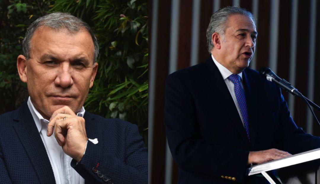 Roy Barreras propuso al general (r) Óscar Naranjo unirse al Pacto Histórico.
