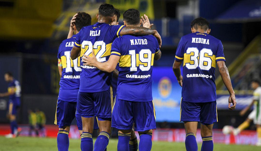 Boca Juniors: En su cumpleaños, Boca derrotó a Defensa y Justicia por la Copa de la Liga | Deportes  | Caracol Radio